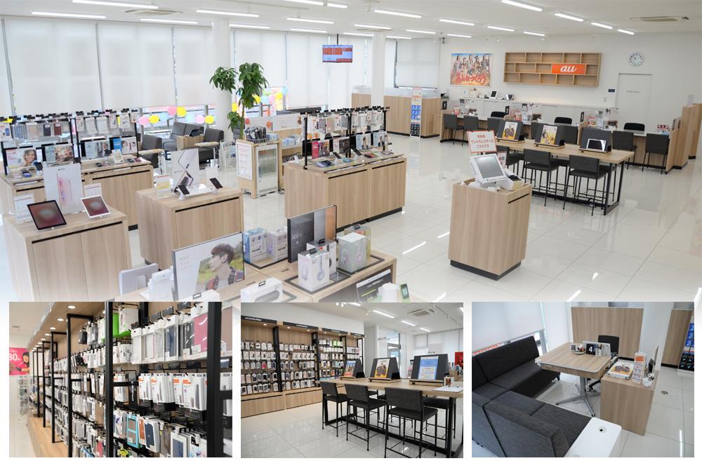 auショップ中村 改装リニューアルオープン!